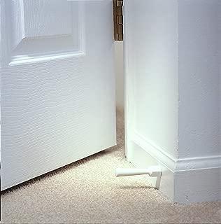 KidCo Soft Jamb Door Stop, White, 3 count
