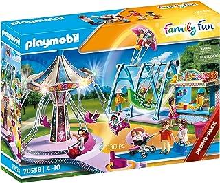 Playmobil Large County Fair Multicolor, 51.5 x 38.5 x 12.5 cm