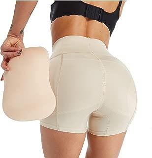 Bragas Faja Mujer Butt Lifter Hip Correctivo Cintura Alta Side Pads