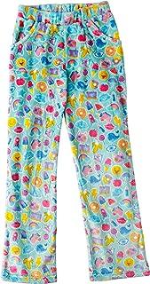 candy pink fleece pants