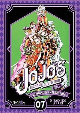 Jojo's Bizzarre Adventure Parte 4:Diamond is Unbreakeable 7 (Spanish Edition)