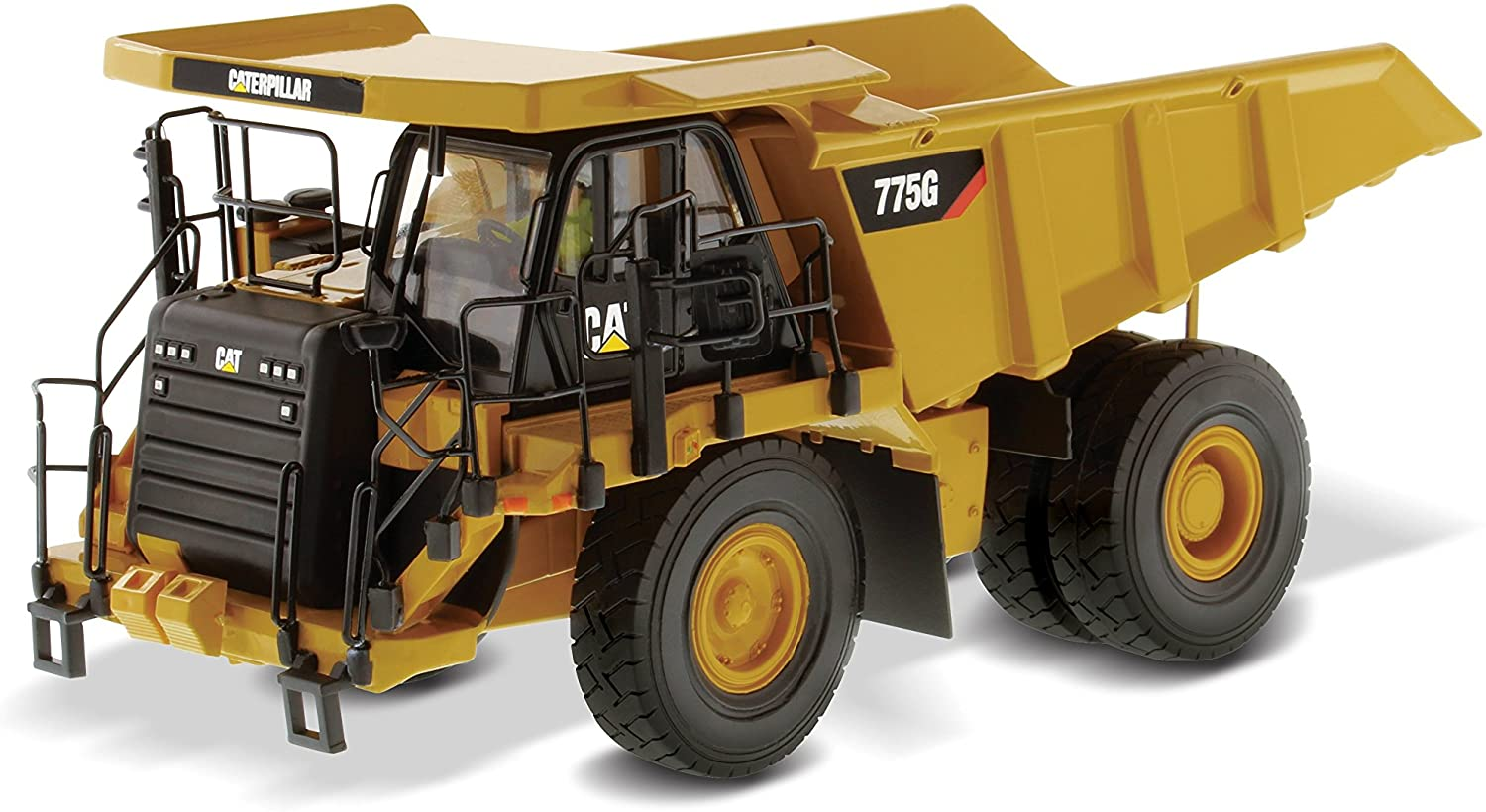 Caterpillar 775G Off-Highway security Truck Line High All stores are sold Vehicle Series