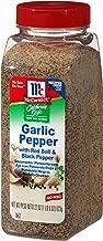 Best garlic pepper seasoning mccormick Reviews