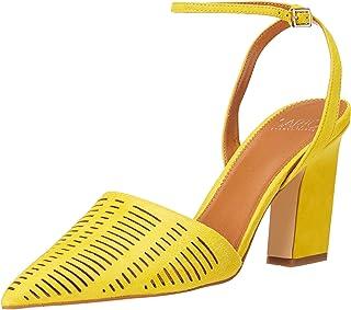 حذاء نسائي من Franco Sarto ، أصفر ، 6. 5