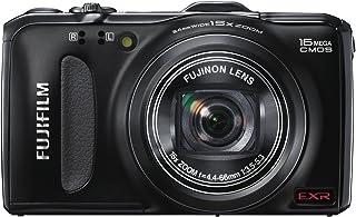 Fujifilm FinePix F600EXR 16 MP Digital Camera with CMOS Sensor and 15x Optical Zoom - Black