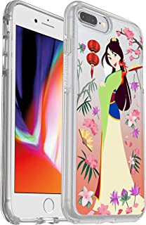 OtterBox Symmetry Series Disney Power of Princess Case for iPhone 8 Plus & iPhone 7 Plus (ONLY) Mulan