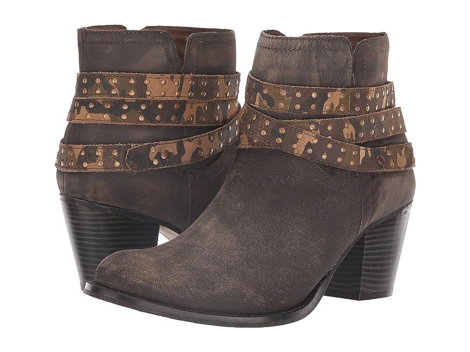Dingo Savannah (Chocolate) Cowboy Boots