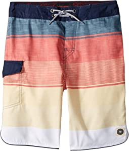 Good Vibes Boardshorts (Big Kids)