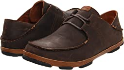 e680f3dc62 Dark Wood Toffee. 673. OluKai. Ohana Lace Up Nubuck