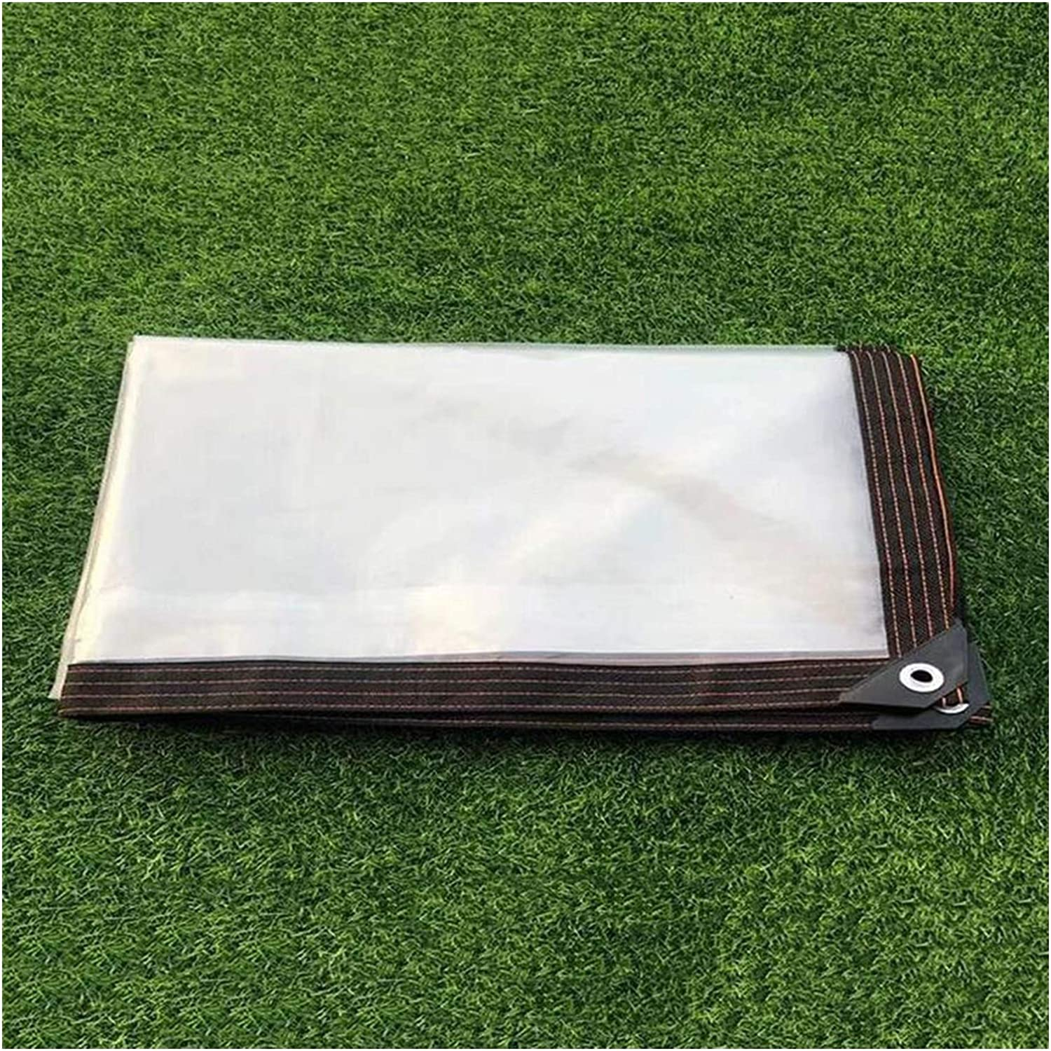 KUYUC Tarp Transparent for Greenhouse Gifts Poly Waterproof Directly managed store Tarpaulin