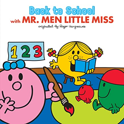 Back to School with Mr. Men Little Miss (Mr. Men and Little Miss) (English Edition)