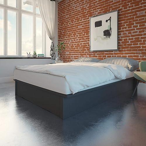 DHP Maven King Platform Bed