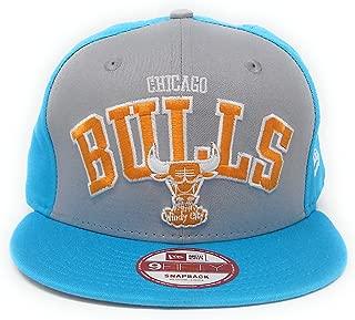 New Era NBA HWC Chicago Bulls Arch 9FIFTY Adjustable Snapback Hat