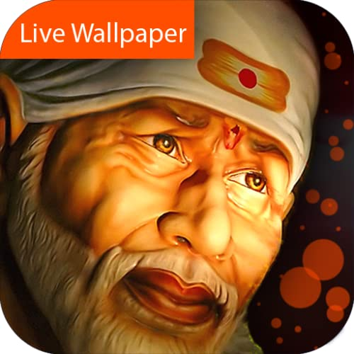 Saibaba Live Wallpaper : Om Sai Ram