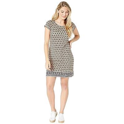 Hatley Nellie Dress (Beige Mini Sari) Women