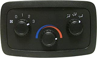 ACDelco 15-73231 GM Original Equipment Auxiliary Heating and Air Conditioning Control Panel