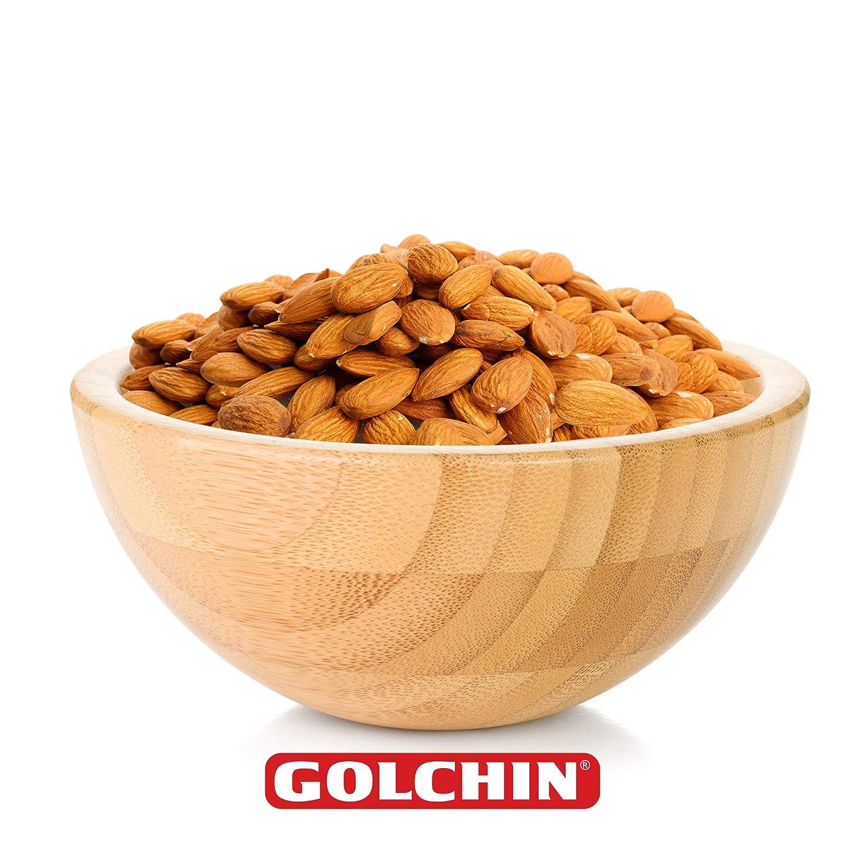 Golchin Vegetarian Raw Almonds 10 3pk oz 70% OFF Outlet Surprise price باداÃ