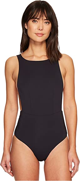 Roxy - Softly Love Solid One-Piece Swimsuit