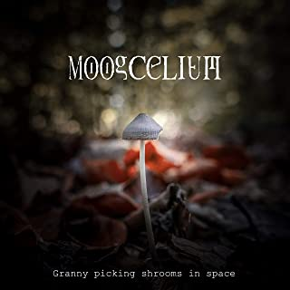 Granny Picking Shrooms in Space
