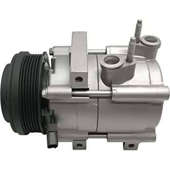 Only Fits Vehicles With Rear A//C RYC Remanufactured AC Compressor Kit KT B095