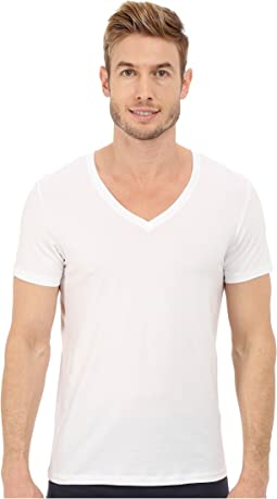 Hanro - Cotton Superior V-Neck Shirt
