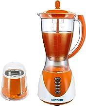 سوناشي سوناشي - خلاط 2 في 1 350 واط - برتقالي SB-153