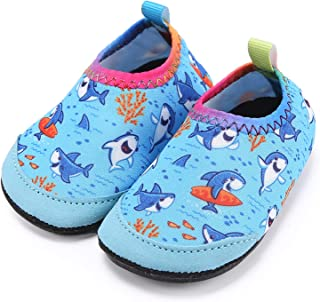Ceyue Toddler Water Shoes Baby Girls Boys Barefoot Swim Shoes for Indoor Outdoor Pool Beach Garden Walking