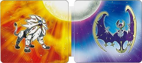 Pokémon Sun and Pokémon Moon Steelbook Dual Pack – Nintendo 3DS (Amazon Exclusive)