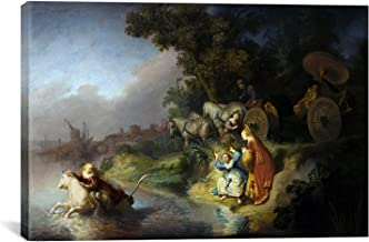iCanvasART The Abduction of Europa By Rembrandt van Rijn Canvas Print #14135 – 12