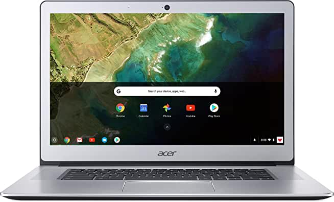 "Acer 15.6"" FHD Intel Core Pentium N4200 Touchscreen Chromebook"