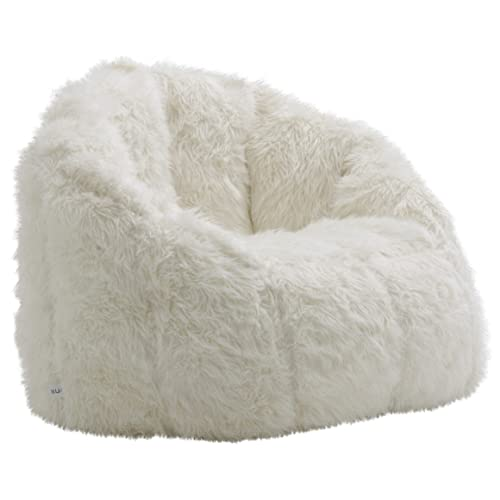 3fd818fd63 Fuzzy Bean Bag Chair  Amazon.com