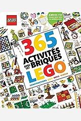 365 activités avec les briques LEGO® Hardcover