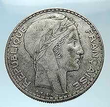 20 francs 1938