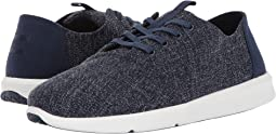 Navy Two-Tone Woven