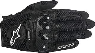 Alpinestars SMX-1 Air Men's Street Motorcycle Gloves - Black/Large