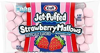 Jet Puffed Strawberry Marshmallows (8 oz Bag)