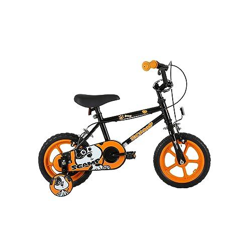 80b25e9750f Sonic Scamp kids 12 inch wheel Bike, Black