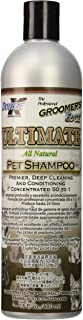 Groomer's Edge Ultimate Pet Shampoo, 16-Ounce