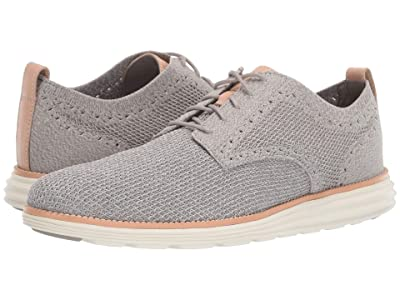 Cole Haan Original Grand Stitchlite Plain Oxford (Rock Ridge) Men