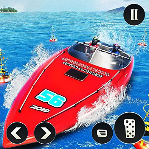 Extreme PowerBoat Racing Challange Adventure: RC High Speed Top Boat Impossible Stunts Championship Simulator 2019 Free For Kids