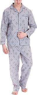 Modern Casuals Mens Printed Traditional Pyjamas