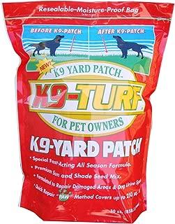 The Dirty Gardener K9 Yard Patch Super Fast Grass Repair
