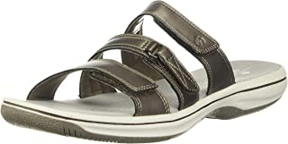 Clarks Brinkley Coast womens Slide Sandal