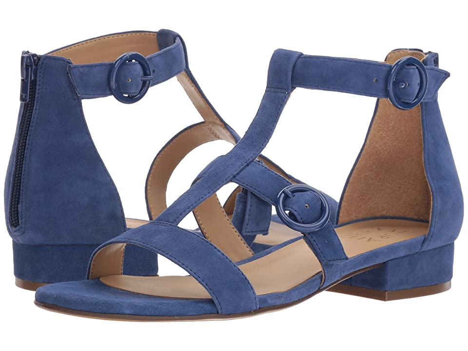 Naturalizer Mabel (Sapphire Suede) Women