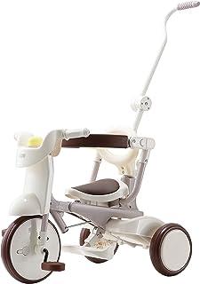 三輪車 iimo tricycle 02 ジェントル・ホワイト 1040