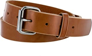 Hanks Gunner - USA Made Concealed Carry CCW Leather Gun Belt - 100 Year Warranty - 14 Ounce