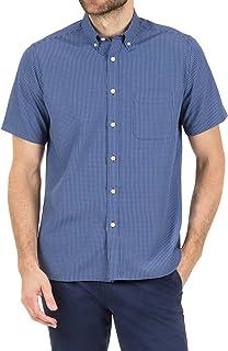Blazer Men's Alex Short Sleeve Check Shirt