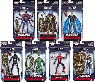 Husbro Spider-Man Far from Home Marvel Legends Wave 12 Figure Assortment