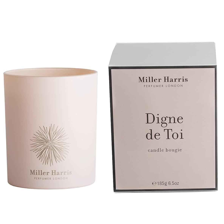 微生物夜間ブランドミラーハリス Candle - Digne De Toi 185g/6.5oz並行輸入品