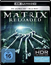 Matrix Reloaded 4K, 2 UHD-Blu-ray